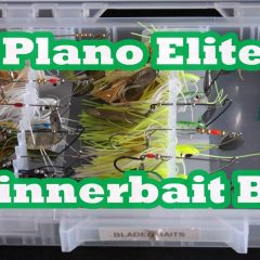 How to use the Plano Elite Spinnerbait Box