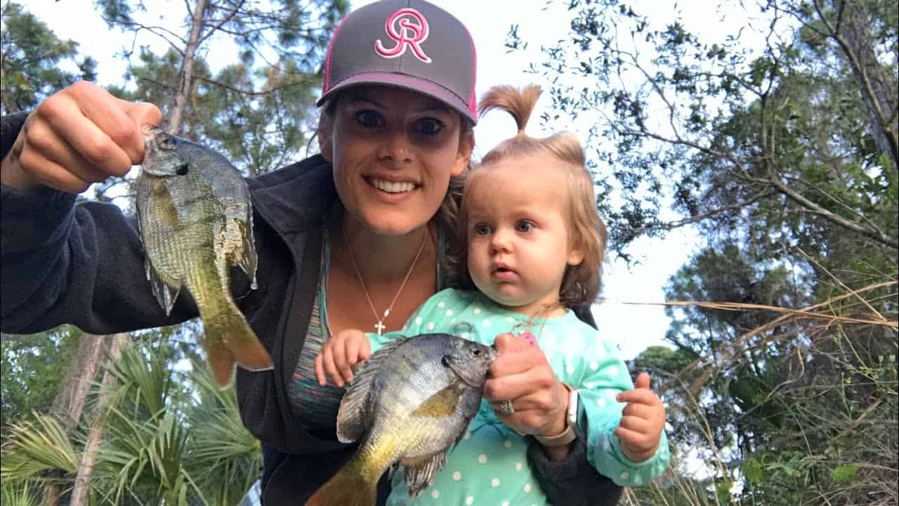 Bluegill Catch, Clean, Cook… Wife Edition!!