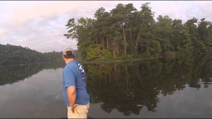 """""""Catfishing"""" on the Warrior River"""