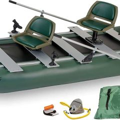 Foldcat Bass Boat