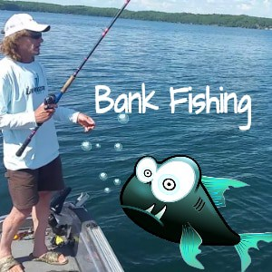 Bank Fishing for Monsters